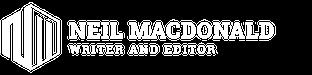 Neil Macdonald Logo